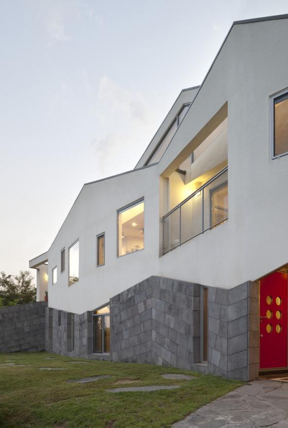 韩国全景住宅外部实景图-韩国全景住宅第6张图片