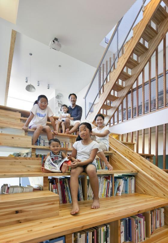 韩国全景住宅内部实景图-韩国全景住宅第16张图片