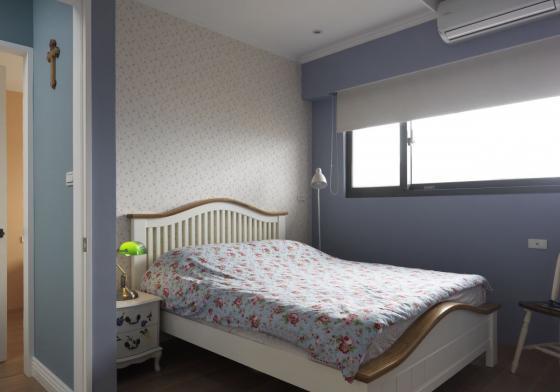 迷人灰蓝风格的住宅室内实景图-迷人灰蓝风格的住宅第19张图片