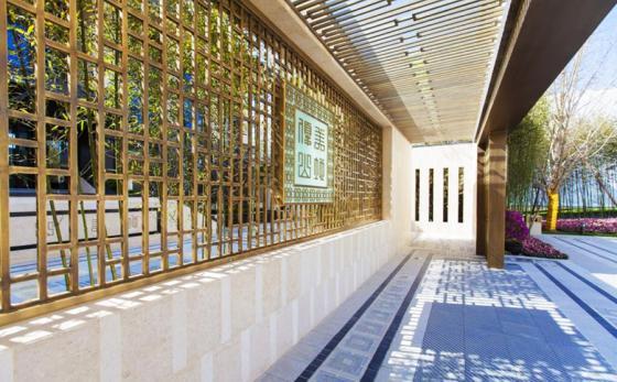 北京鲁能•优山美地D区示范区景观-北京鲁能•优山美地D区示范区景观第4张图片