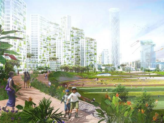 新加坡商业和文化新集群总体规划第1张图片
