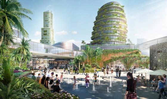 新加坡商业和文化新集群总体规划-新加坡商业和文化新集群总体规划第6张图片