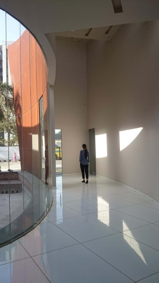 印度Crescent办公楼内部实景图-印度Crescent办公楼第11张图片