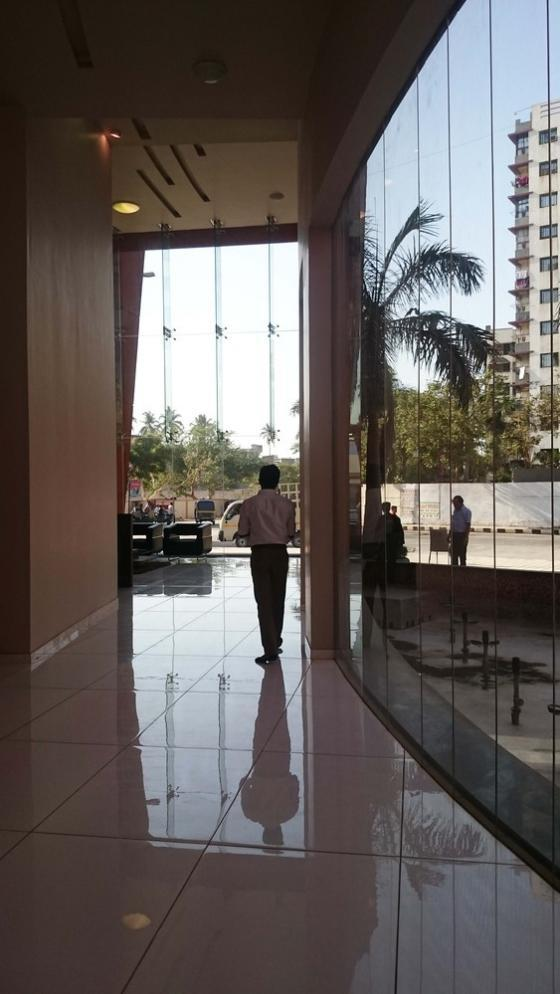 印度Crescent办公楼内部实景图-印度Crescent办公楼第15张图片