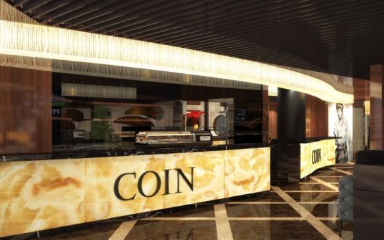 乌克兰COIN餐厅室内实景图-乌克兰COIN餐厅第12张图片
