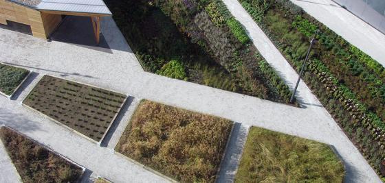 英国伦敦水晶大楼外部实景图-英国伦敦水晶大楼第13张图片
