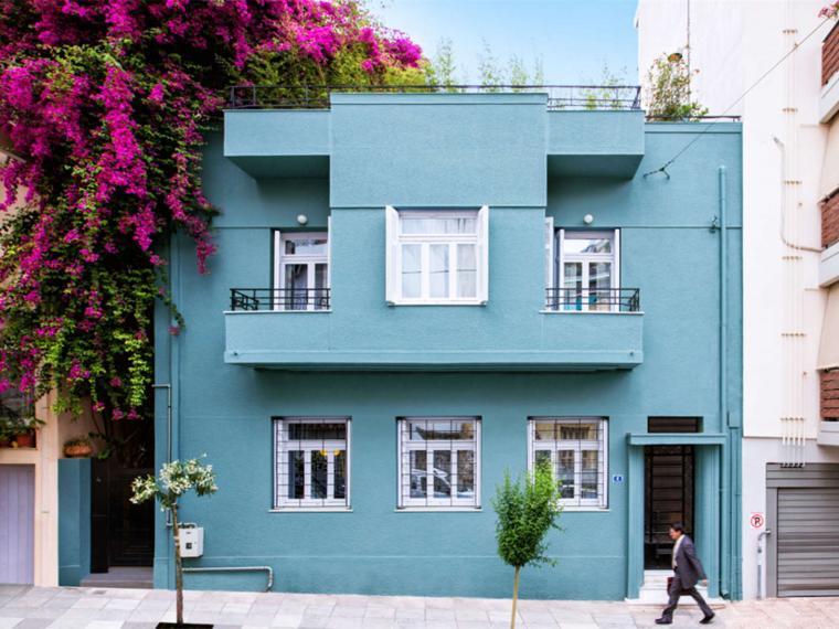 雅典帕格拉提住宅