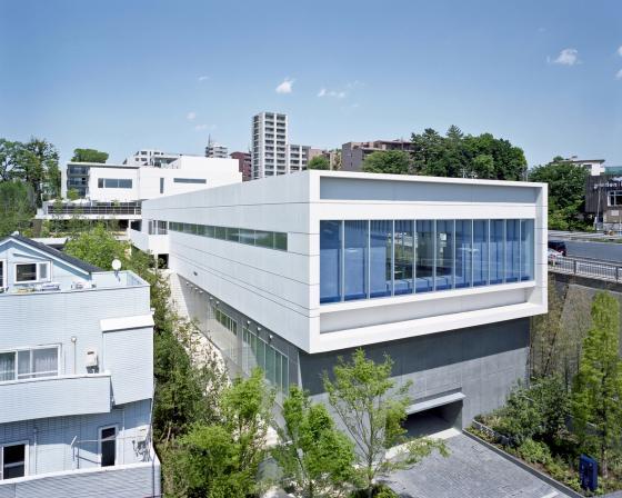 东京水上运动与水疗中心外部实景-东京水上运动与水疗中心第3张图片