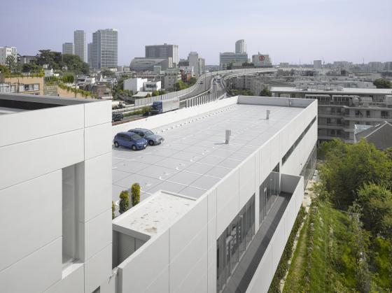 东京水上运动与水疗中心外部实景-东京水上运动与水疗中心第4张图片