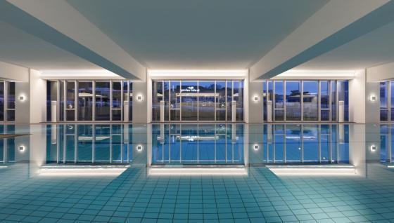 东京水上运动与水疗中心内部实景-东京水上运动与水疗中心第20张图片