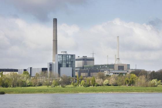 德国Lausward发电厂外部实景图-德国Lausward发电厂第2张图片
