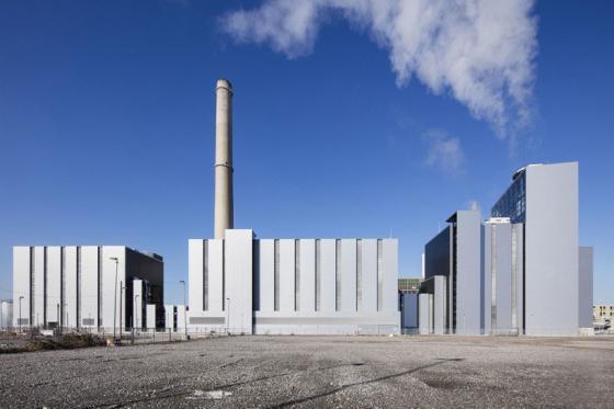 德国Lausward发电厂外部实景图-德国Lausward发电厂第3张图片