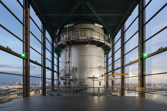德国Lausward发电厂内部实景图-德国Lausward发电厂第7张图片
