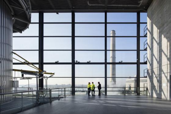 德国Lausward发电厂内部实景图-德国Lausward发电厂第8张图片