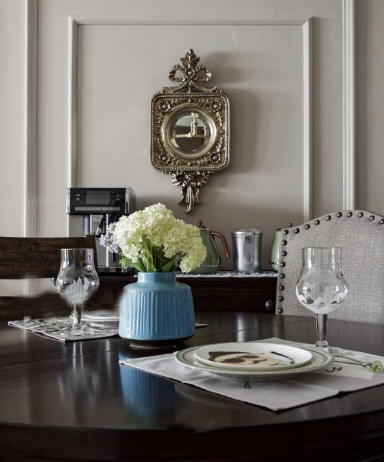 美式家居风格的住宅室内实景图-美式家居风格的住宅第7张图片