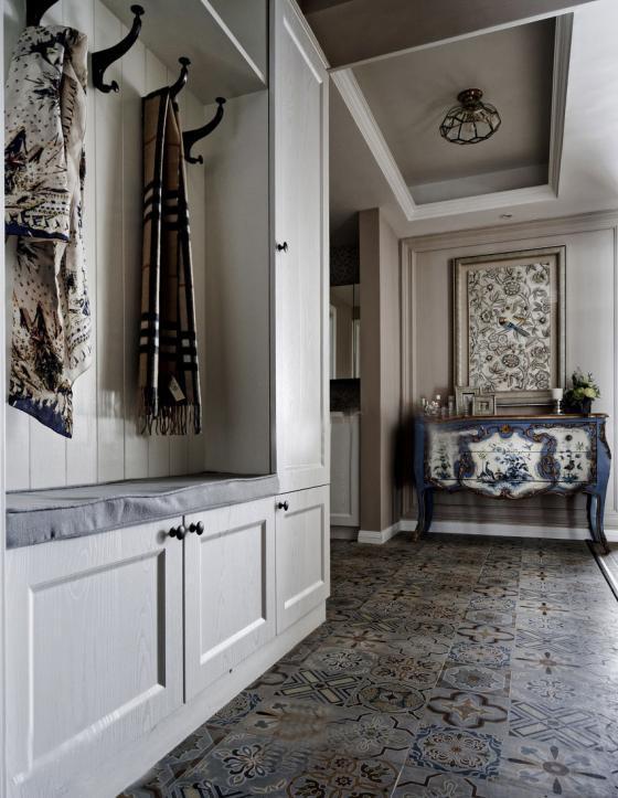 美式家居风格的住宅室内实景图-美式家居风格的住宅第9张图片