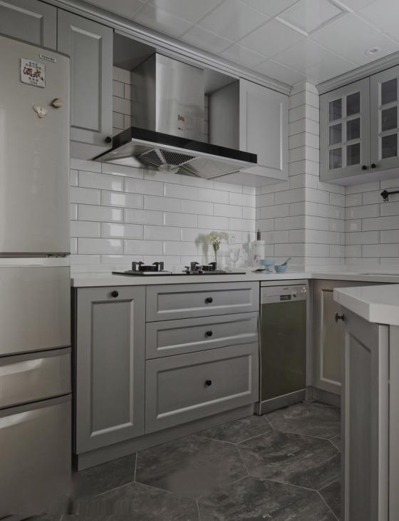美式家居风格的住宅室内实景图-美式家居风格的住宅第11张图片