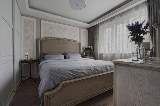 美式家居风格的住宅室内实景图-美式家居风格的住宅第13张图片