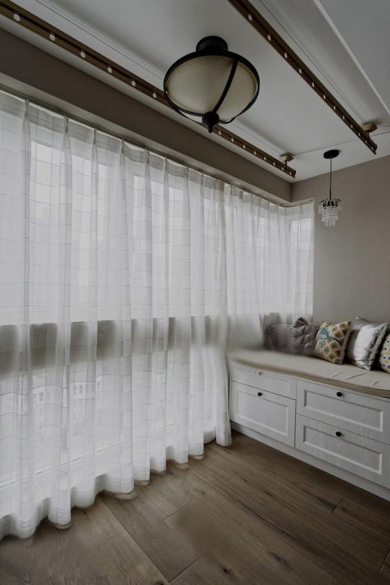 美式家居风格的住宅室内实景图-美式家居风格的住宅第17张图片