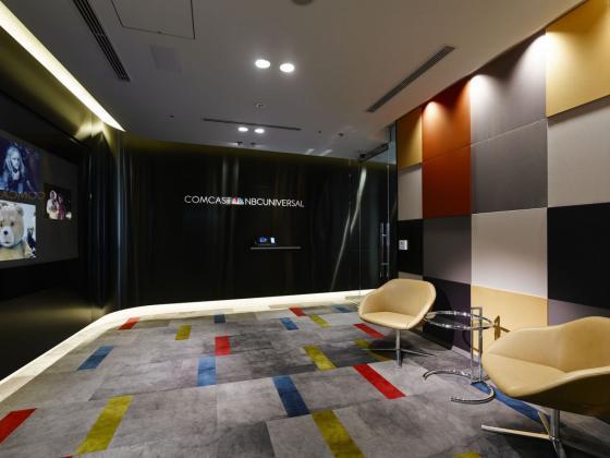 日本NBC环球公司办公室第1张图片