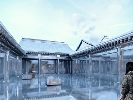 北京胡同的改造效果图-北京胡同的改造第12张图片