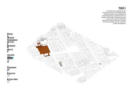 北京胡同的改造示意图-北京胡同的改造第20张图片