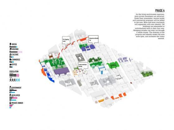北京胡同的改造示意图-北京胡同的改造第18张图片