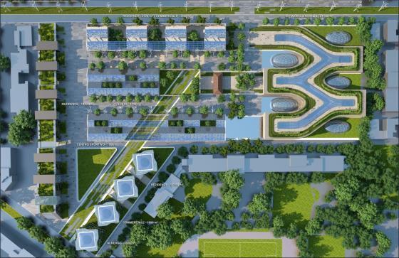 意大利未来城市的总体规划效果图-意大利未来城市的总体规划第2张图片