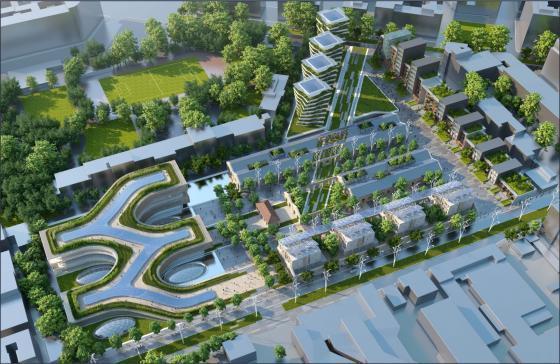 意大利未来城市的总体规划效果图-意大利未来城市的总体规划第3张图片