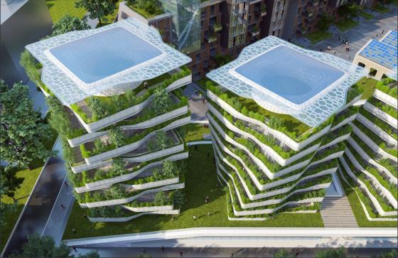 意大利未来城市的总体规划效果图-意大利未来城市的总体规划第4张图片