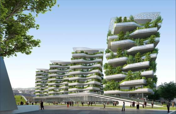 意大利未来城市的总体规划效果图-意大利未来城市的总体规划第5张图片