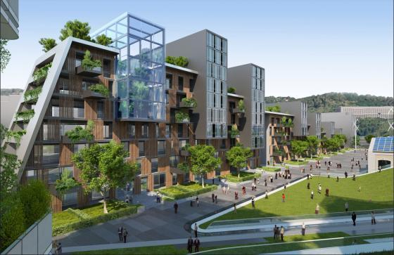 意大利未来城市的总体规划效果图-意大利未来城市的总体规划第6张图片