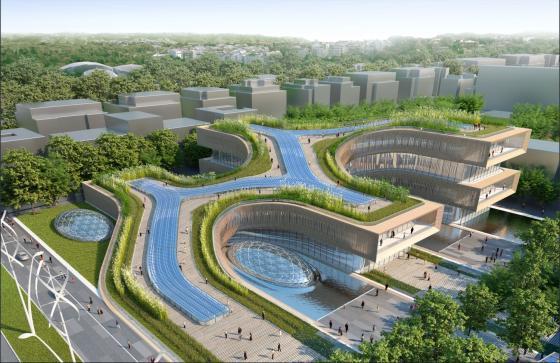 意大利未来城市的总体规划效果图-意大利未来城市的总体规划第7张图片
