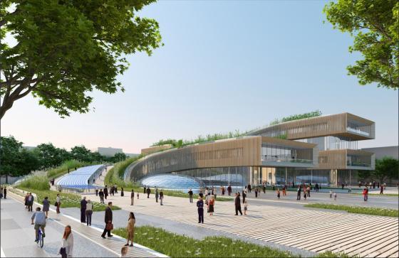 意大利未来城市的总体规划效果图-意大利未来城市的总体规划第8张图片