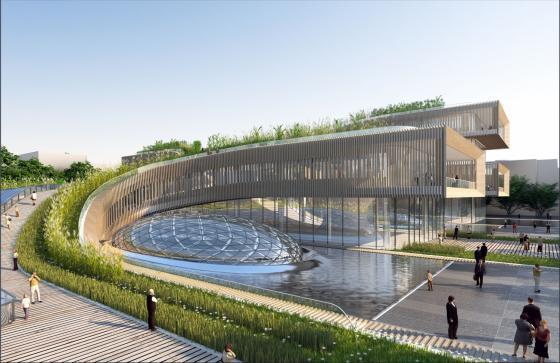 意大利未来城市的总体规划效果图-意大利未来城市的总体规划第10张图片