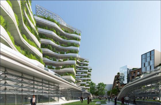 意大利未来城市的总体规划效果图-意大利未来城市的总体规划第11张图片