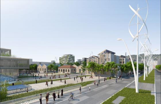 意大利未来城市的总体规划效果图-意大利未来城市的总体规划第12张图片