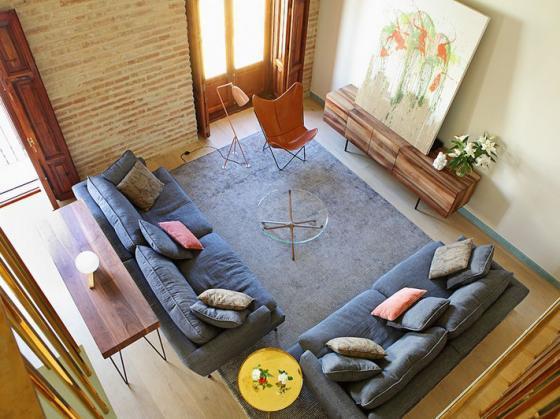 西班牙Duplex住宅第1张图片