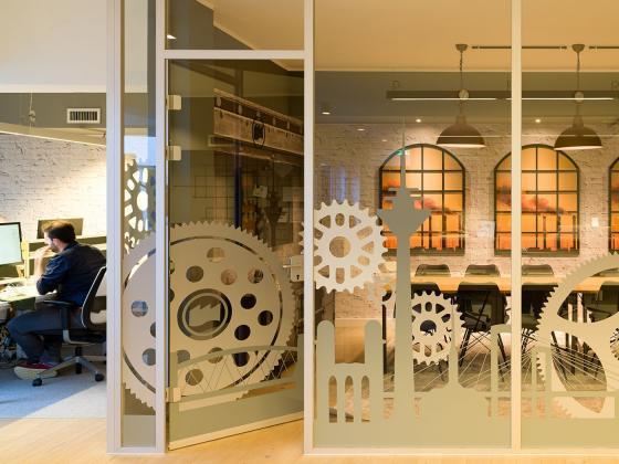德国Rheinfabrik公司办公室第1张图片