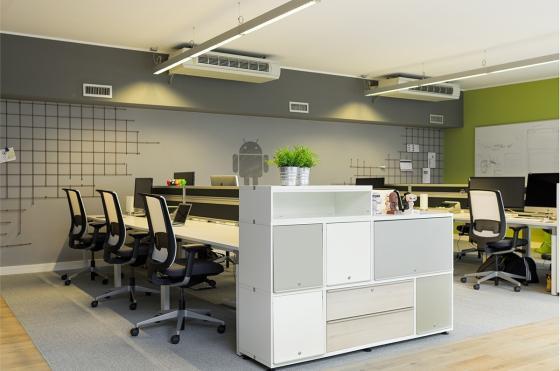 德国Rheinfabrik公司办公室室内实-德国Rheinfabrik公司办公室第7张图片