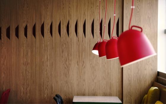 西班牙可口可乐总部员工餐厅室内-西班牙可口可乐总部员工餐厅第7张图片