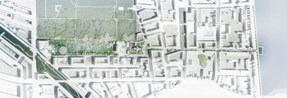 丹麦Hans公园及其周边环境的改造-丹麦Hans公园及其周边环境的改造第11张图片