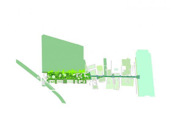 丹麦Hans公园及其周边环境的改造-丹麦Hans公园及其周边环境的改造第12张图片