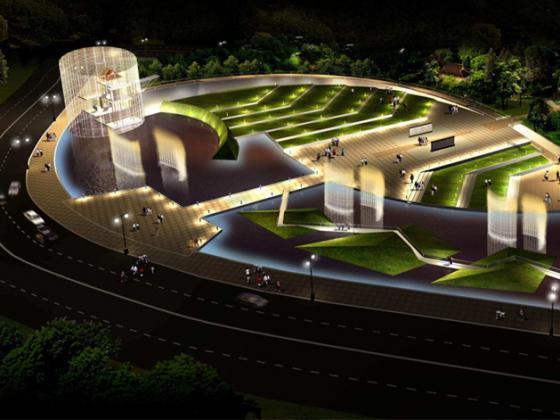 上海古城公园规划第1张图片