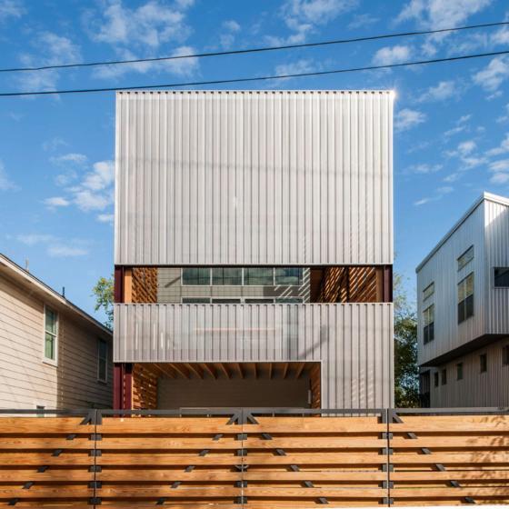 美国盒式变色龙住宅外部实景图-美国盒式变色龙住宅第2张图片