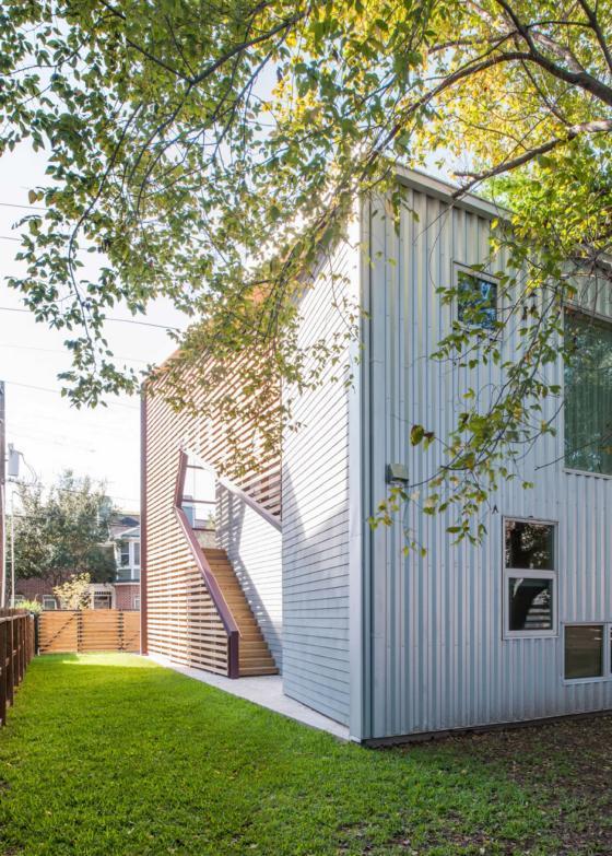 美国盒式变色龙住宅外部实景图-美国盒式变色龙住宅第3张图片
