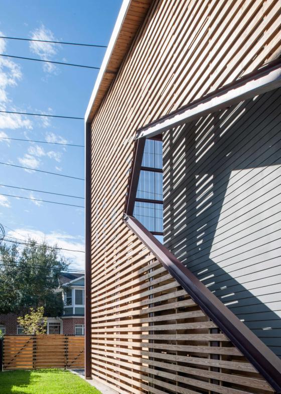 美国盒式变色龙住宅外部实景图-美国盒式变色龙住宅第4张图片
