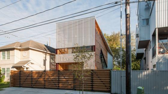 美国盒式变色龙住宅外部实景图-美国盒式变色龙住宅第6张图片