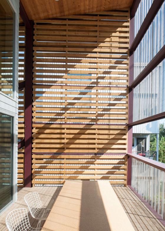 美国盒式变色龙住宅内部实景图-美国盒式变色龙住宅第9张图片