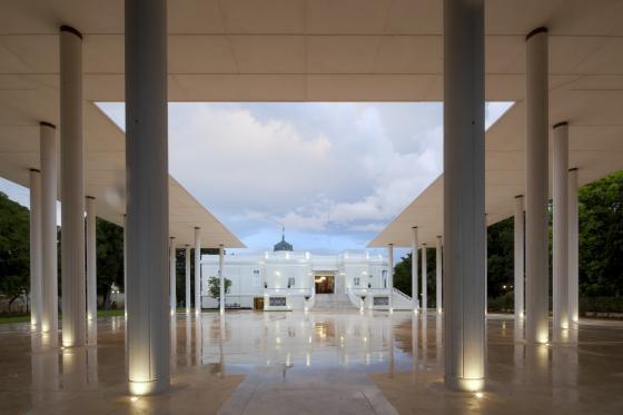 墨西哥QuintaMontesMolina展馆-墨西哥Quinta Montes Molina展馆-墨西哥Quinta Montes Molina展馆第10张图片